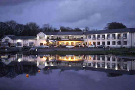Lakeside Manor Hotel - One, Two or Three night stay in a double or twin room - Save 0%