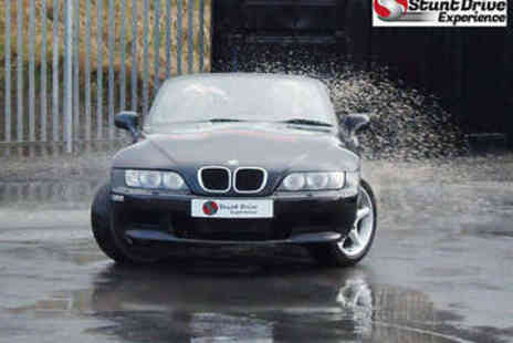Stunt Drive Experience - Silver Package Stunt Driving Experience - Save 30%