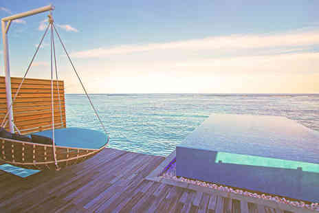 LUX* South Ari Atoll - 5 Star, 12 nights in a Beach Pavilion - Save 67%