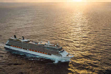 Celebrity Reflection - Thirteen nights stay on Celebrity Reflections Med Cruise - Save 37%