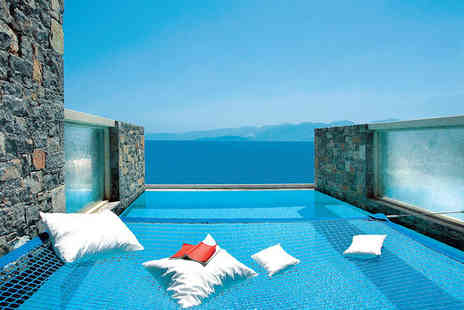 Elounda Peninsula - 5 Star, 5 nights in a Peninsula Collection One Bedroom Suite with Individual Pool - Save 51%