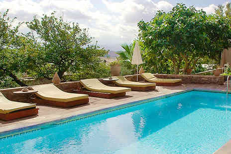 Le petit Hotel du Flouka  - Peaceful lakeside retreat in the foothills of the Atlas Mountains. - Save 43%