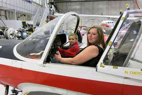 Royal Air Force Museum - Entry Ticket to RAF Open Cockpits Evening at Royal Air Force Museum on  13 to 14 May - Save 28%
