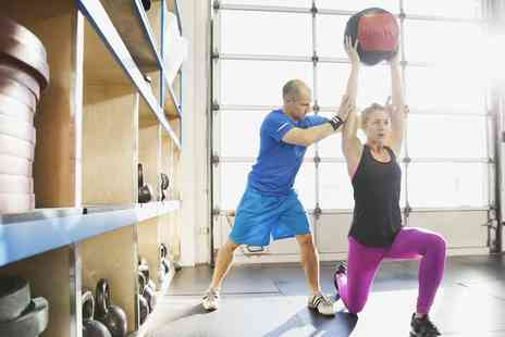 Matt Smith Fitness - Three Personal Training Sessions - Save 0%