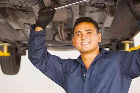 Westlake Garages - MOT Test and 90 Point Service  - Save 65%