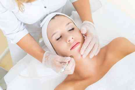 Evolve Hair and Beauty Salon - One or Three Microdermabrasion Sessions with 15 Minute Face Massage - Save 47%