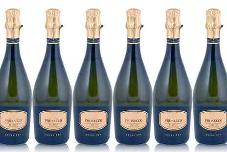 Dprm - Six Bottles of Le Clivie Prosecco With Free Delivery - Save 47%