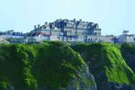 Hotel Victoria - Two night stay two people, including breakfast in Newquay - Save 60%