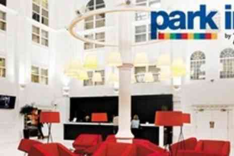 Park Inn - Two night stay for two by Radisson Sheffield - Save 63%