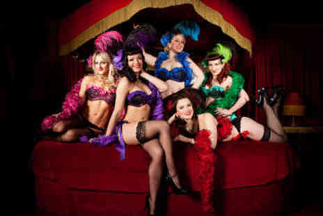 Privee - Burlesque & Cabaret Show Plus 3 Course Meal - Save 54%