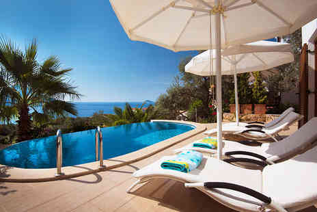 Kalkan Villas - Seven nights stay in a Three Bedroom Villa with Private Pool - Save 53%