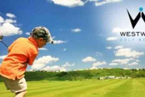 The Lee Westwood Golf School - Two Hour Childrens Golf Lesson - Save 50%