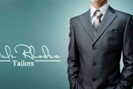 Dale Rhodes Tailors - Mens or Womens Two Piece Bespoke Suit - Save 60%