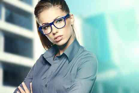 Spectacle Store - Eye test and two pairs of glasses  - Save 0%