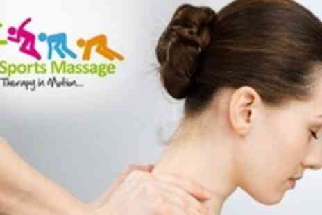 Hull Sports Massage - Two Treatments from Choice of Sports Therapies including Massage, Kinesio Taping - Save 70%