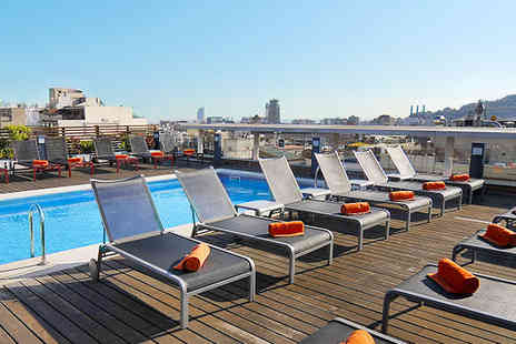Hotel Jazz - The ideal starting and finishing point to explore the beautiful city of Barcelona - Save 40%