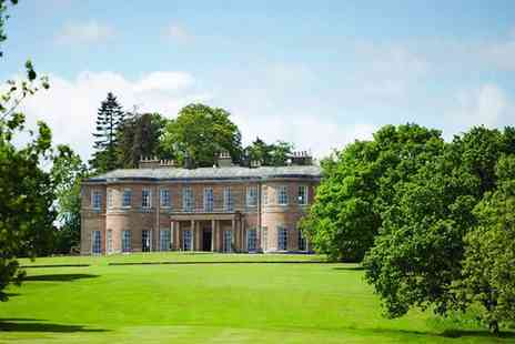 Rudding Park - Events Shop Yorkshire Spring Fair Entry for One or Two On 17 April  - Save 40%