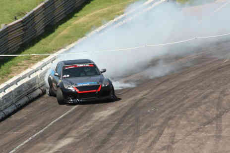 Drift Elite - Two hour drifting experience and passenger thrill ride - Save 67%