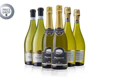 Laithwaites Wine Merchants - Six or Twelve Bottles of Mixed Prosecco With Free Delivery  - Save 49%