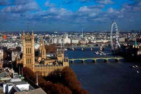TheView - Child, adult or family  ticket to the Ultimate London Viewing Platform - Save 60%