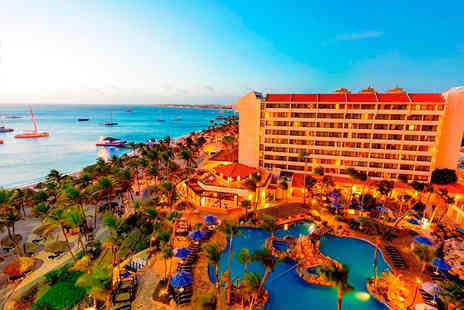 Jetline Travel - Three night New York and seven night 4 Star Aruba all inclusive holiday with flights - Save 23%