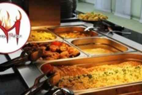 Madras Palace - Indian Buffet For Four With Karaoke and Disco - Save 63%