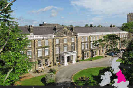 Cedar Court Hotel- Four Star Stay for 2 in Historic Harrogate - Save 0%