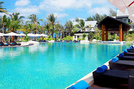 Natai Beach Resort & Spa  - Beachside Thai haven just an hour from Phuket. - Save 61%