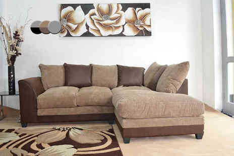 Furniture Instore - Dylan corner sofa  - Save 0%