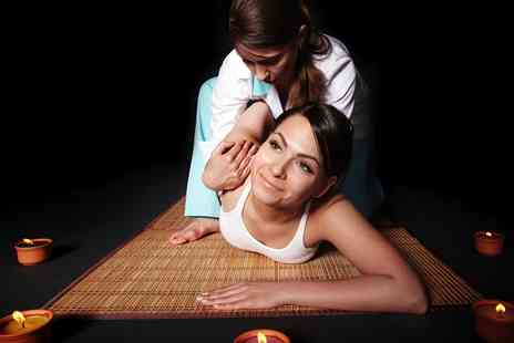 Pure Harmony Therapies - 75 Minute Thai Massage  - Save 0%