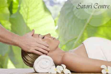The Satori Centre - One Hour Full Body Massage - Save 57%