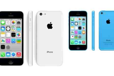 Wesellmac - Refurbished Apple iPhone 5C 16GB in Choice of Colour With Free Delivery - Save 0%