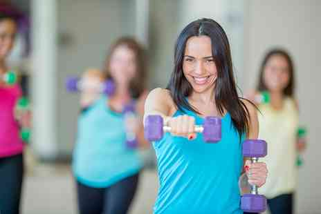 Zumba Experience - Five Zumba Toning Classes for One or Two - Save 62%