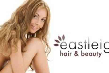 Eastleigh Hair & Beauty - Six Sessions of IPL on One Large Area or One Medium and Two Small Areas - Save 90%