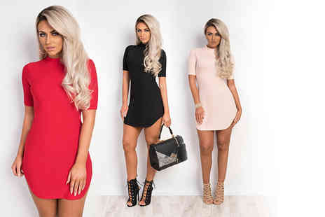 iKRUSH - Stylish bodycon dress - Save 33%