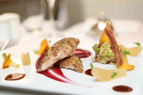 Edmunds - Three course French fine dining experience for two - Save 51%