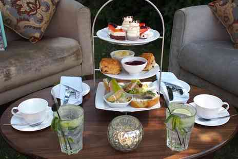 Hatherley Manor Hotel - Cocktail Afternoon Tea For Two or Four - Save 50%