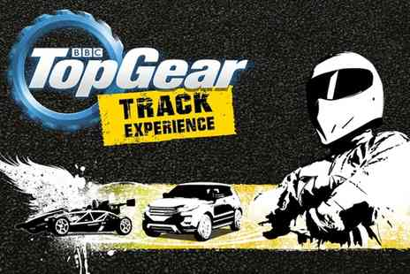 Top Gear Track Experience - BBC Top Gear Choice of Hot Lap Experiences - Save 62%