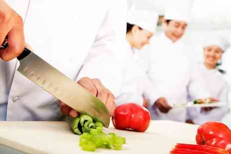 The Smart School of Cookery - Knife Skills Cooking Class for One or Two - Save 71%