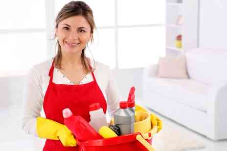 24h Solutions - Two or Four Hours of House Cleaning Services - Save 0%