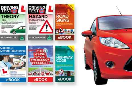 Focus Multimedia - Driving Test Success Bundle - Save 78%