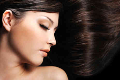 Ana Hair and Beauty - Dermalogical Facial, Back, Neck & Shoulder Massage, Luxury Hair Conditioning Treatment with Blowdry  - Save 65%
