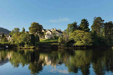 Sheen Falls Lodge - 5 star  Three nights stay in a Deluxe Room - Save 31%