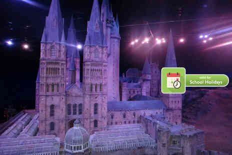 Independent World Choice Holidays - Harry Potter Studio Tour and an overnight stay for two  - Save 48%