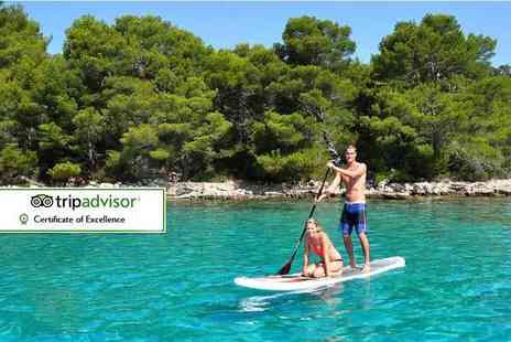 Huck Finn Adventure Travel - Four or Seven nights Croatia island hopping tour including accommodation and selected meals - Save 63%