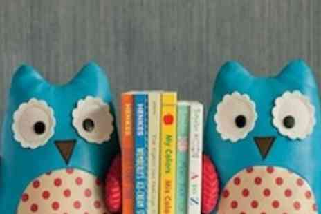 The Little Blue Owl - Spend on handpicked toys, gifts, UK made furniture - Save 50%