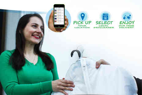 Click Dryclean - Dry Cleaning, plus another 25% off your second transaction - Save 0%