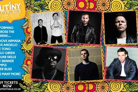 Mutiny Festival - Tickets to Mutiny Festival ft CeeLo Green and Steve Angello From  28  to 29 May  - Save 0%