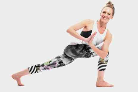 CAMYOGA Buckden - One Month of Yoga or Hot Yoga Classes  - Save 56%