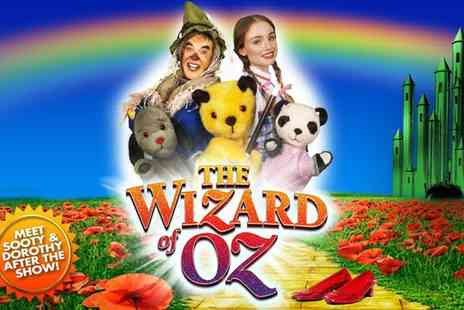 Shone Productions - Ticket To The Wizard of Oz Panto - Save 36%